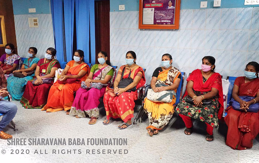 COVID-19 Relief For Accredited Social Health Activist (ASHA)